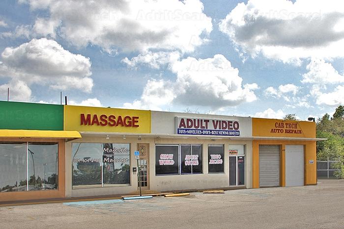 Show World Rochester Sex Shops