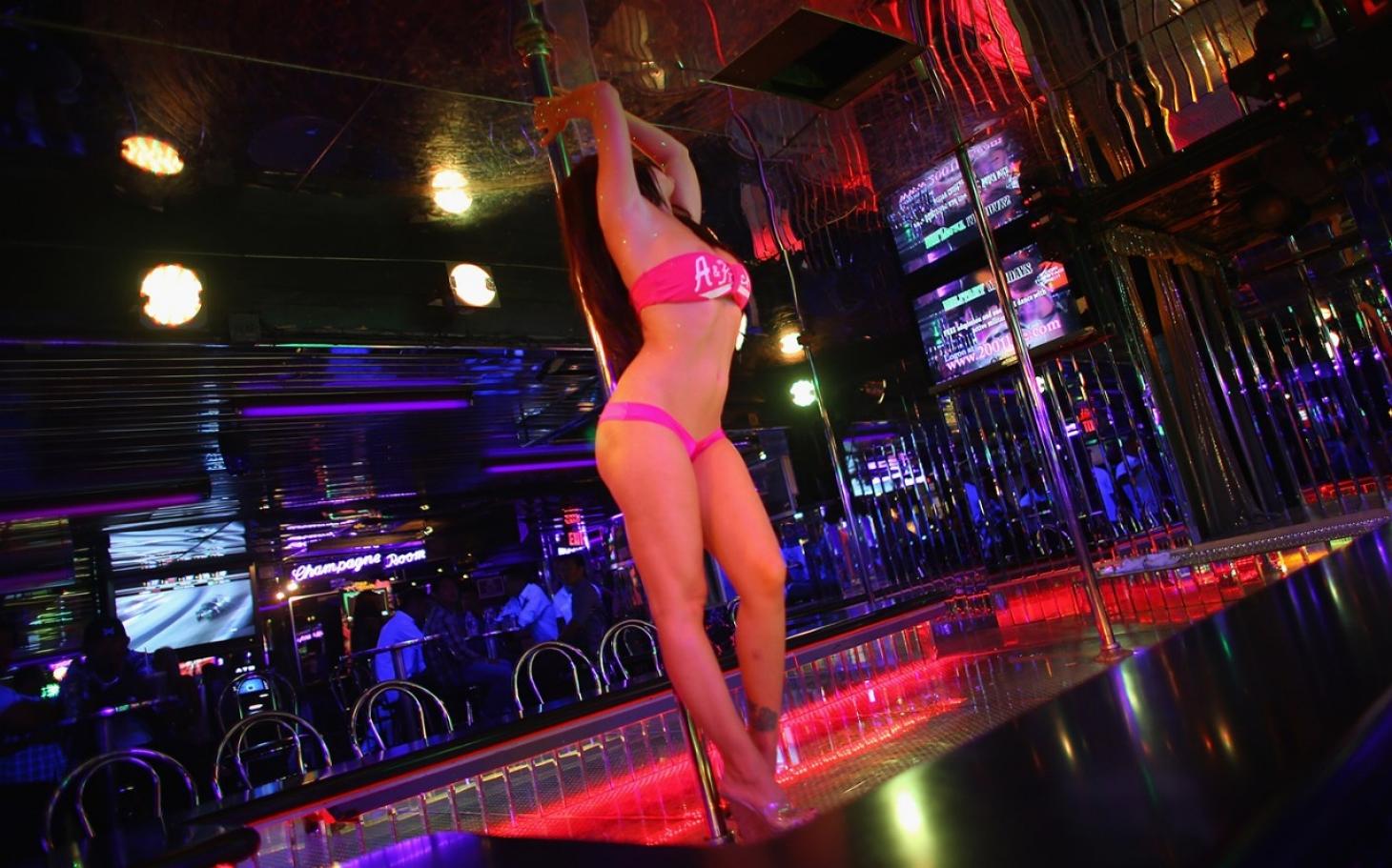 Wasteland Paradise Club Studio Spain Strip