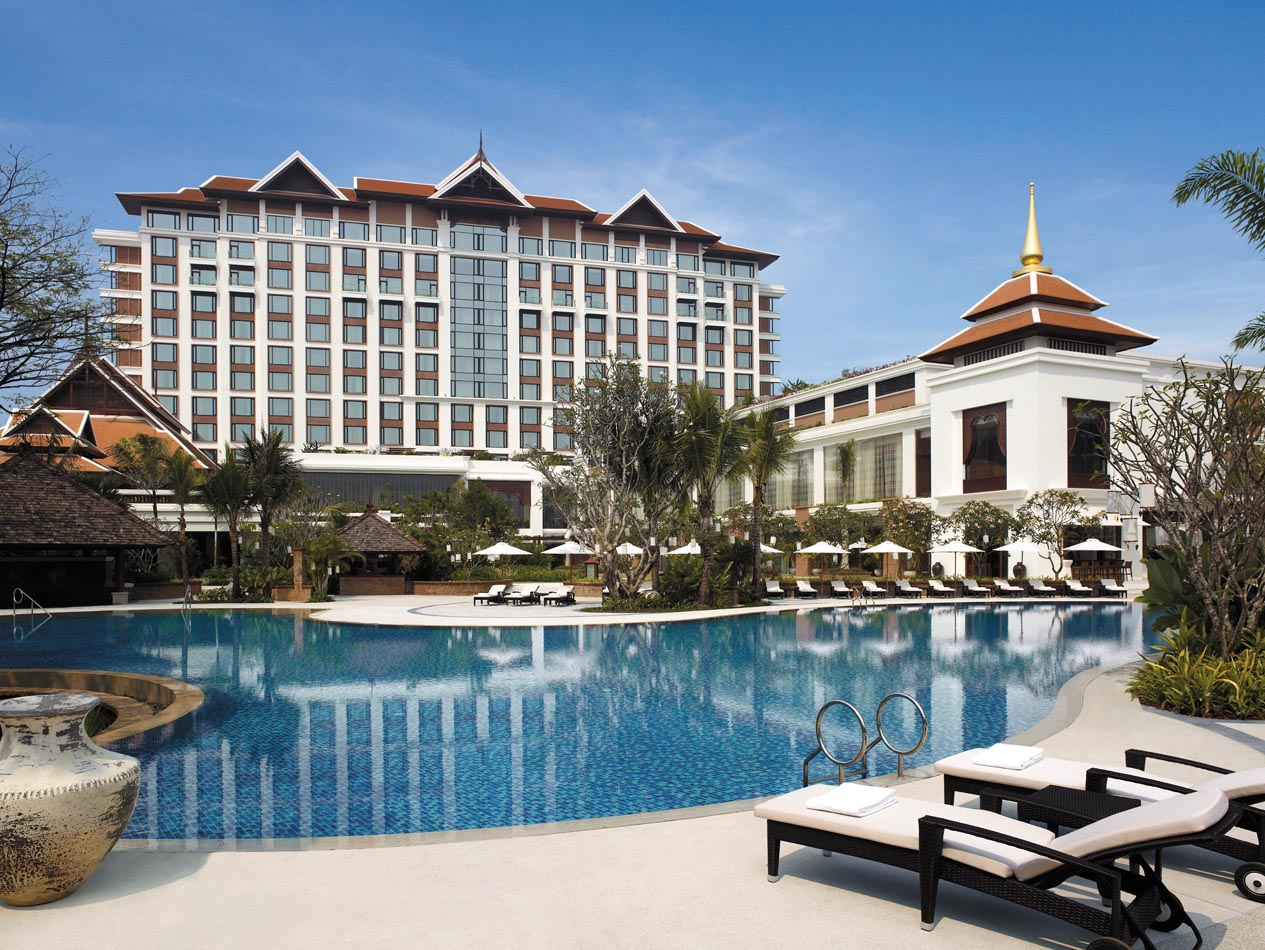 Ambato Chiang In Thailand Hotels Love Mai