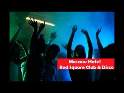 Red Square Club Dubai Night