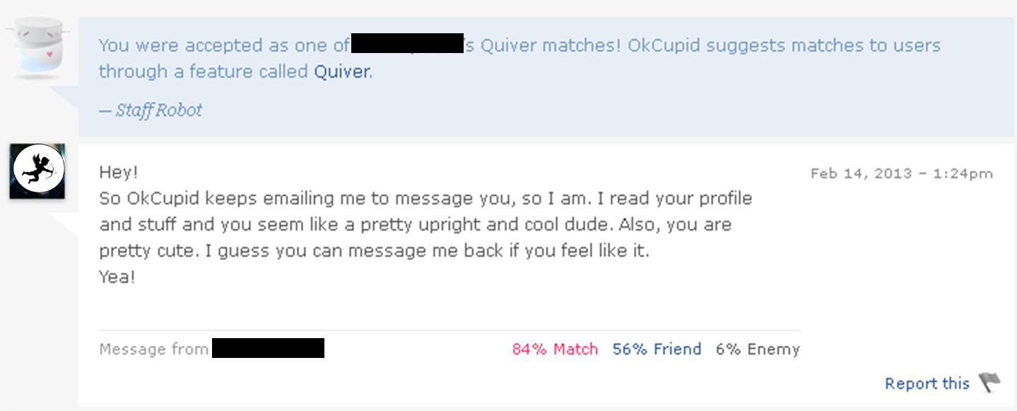 Dating Good Emails Online