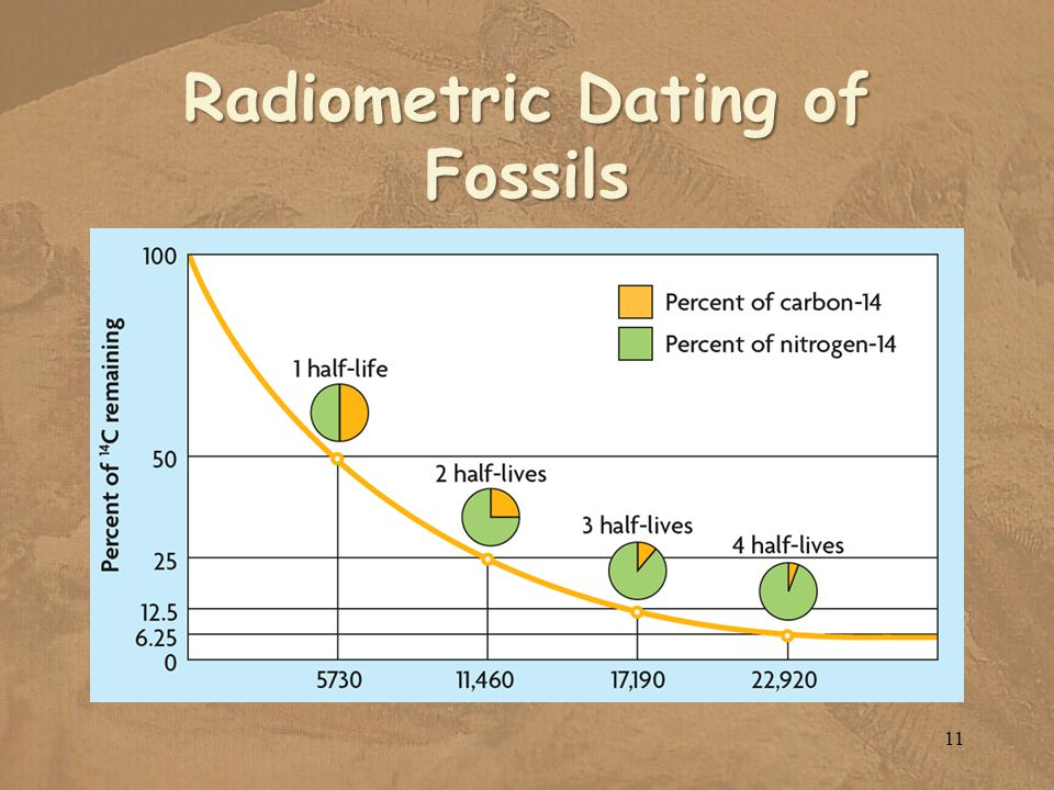 Isotopes Dating Fossils