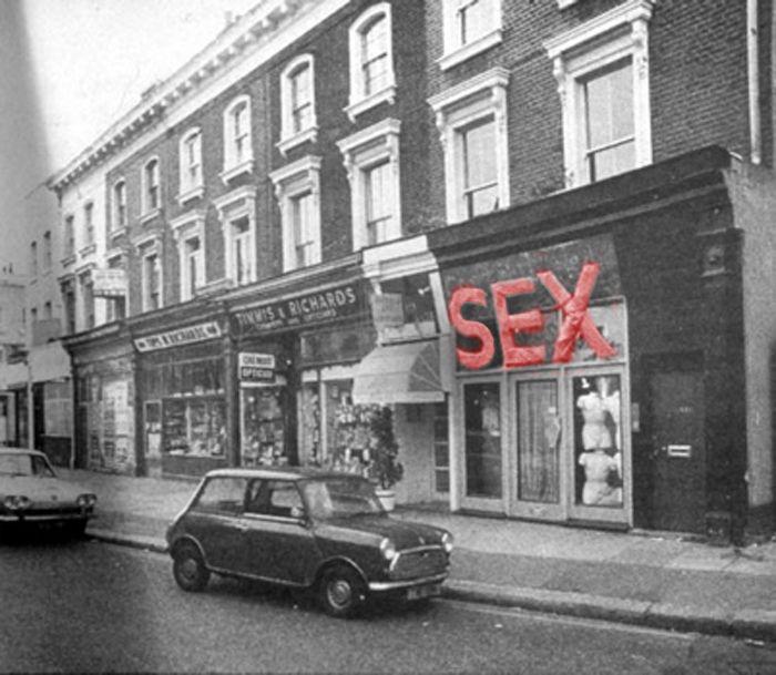 Shops Copenhagen Sex Butik Paradis