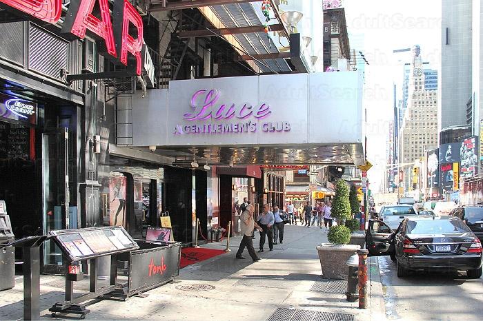 City York Strip Club Lace New