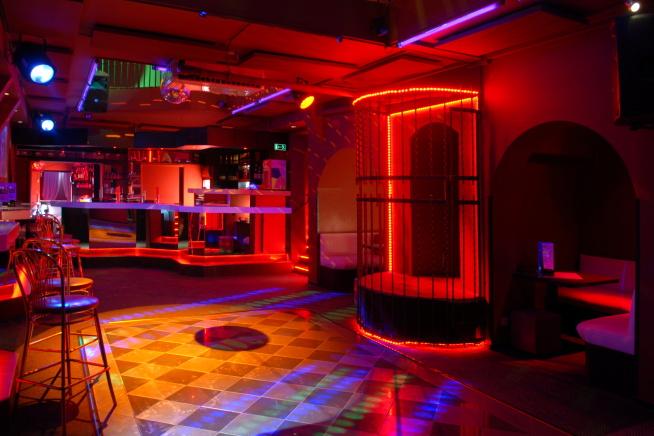Zurich Moulin Strip Club Rouge