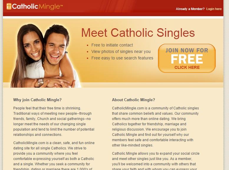 Catholic Blond Singles Dating