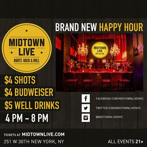 Shemales To East New In Wednesday Brand Nights Midtown