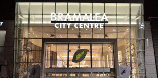 Bramalea Area Brampton Escort In Car Downtown