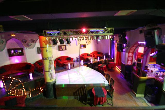 Jerk Club Medusa Chania Strip