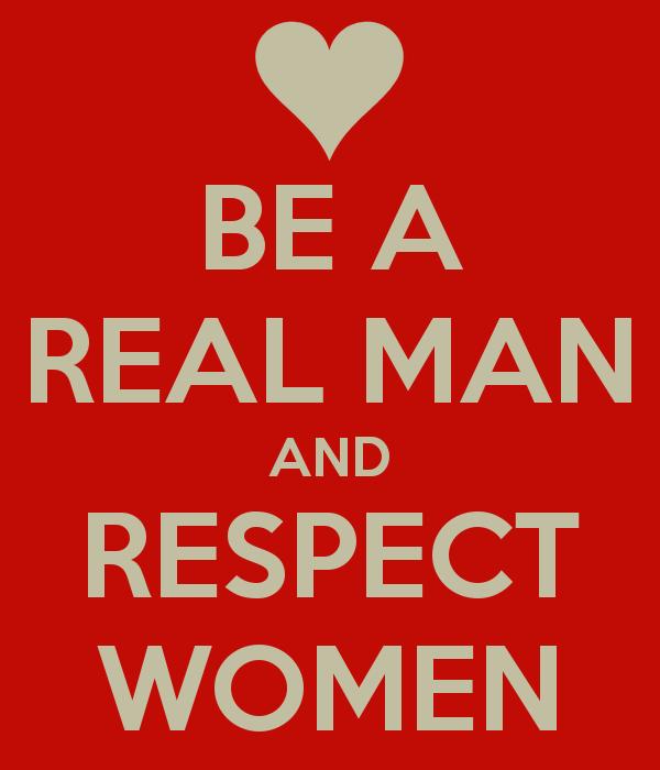 Respect All Females