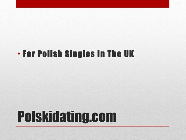 Sites Canada In Dating Polish