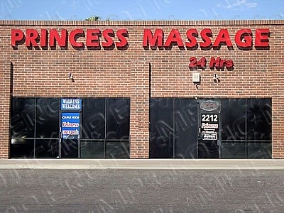 Private Parlors Massage Princess Lanzarote
