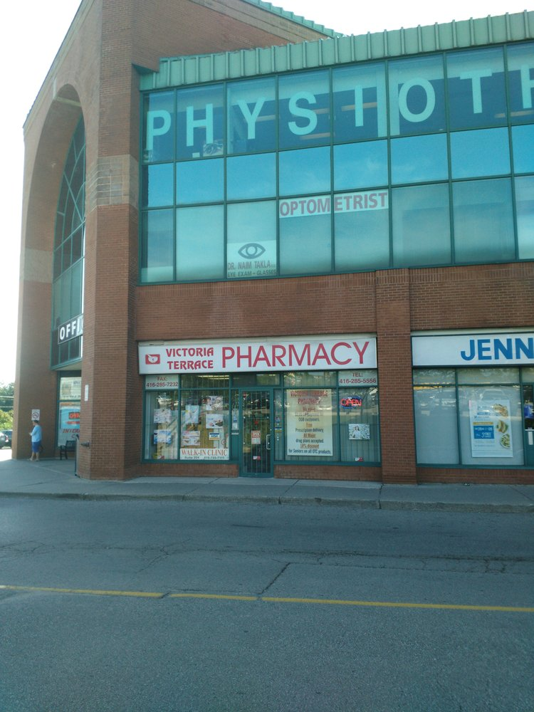 Escort Pharmacy Lawrence Canadian