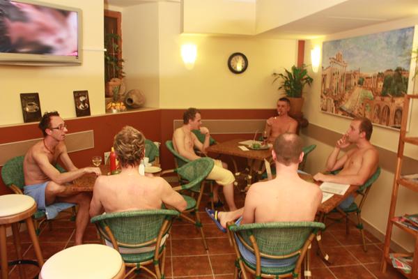 Babylonia Bathhouse Prague Gay