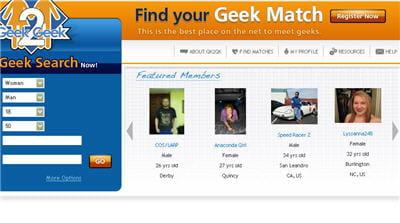 Site Dating Australian Geek