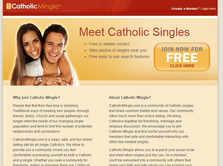 Dating Hispanic Catholic