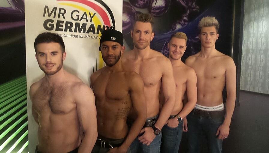 In Duisburg Germany Gay Club