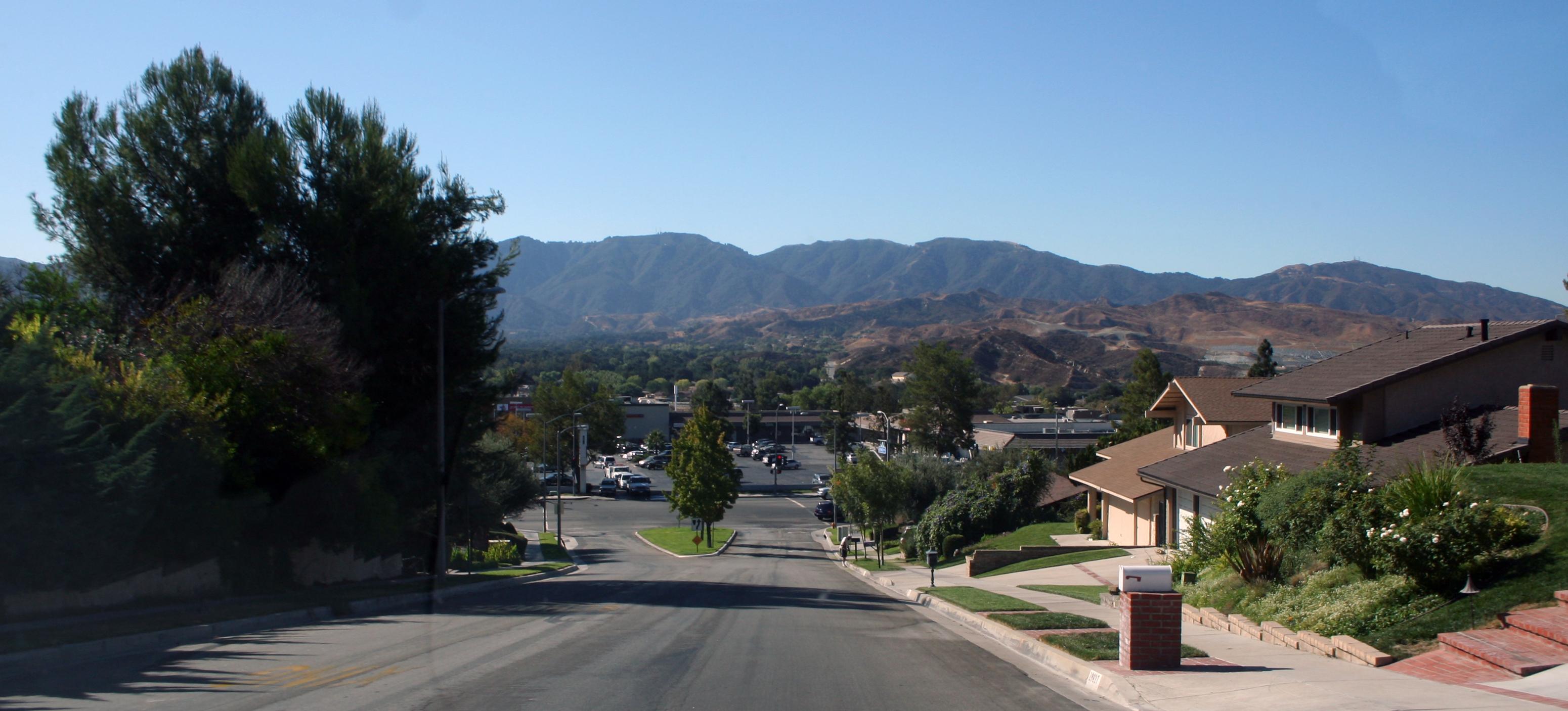 Valley Santa Clarita