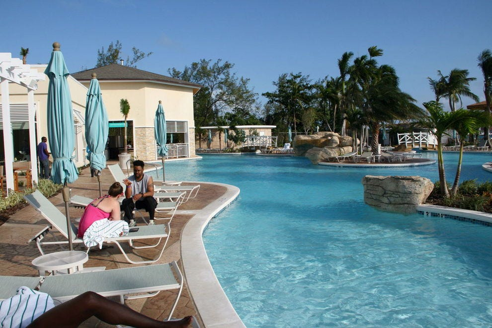 The Nassau Bahamas In Services Adult
