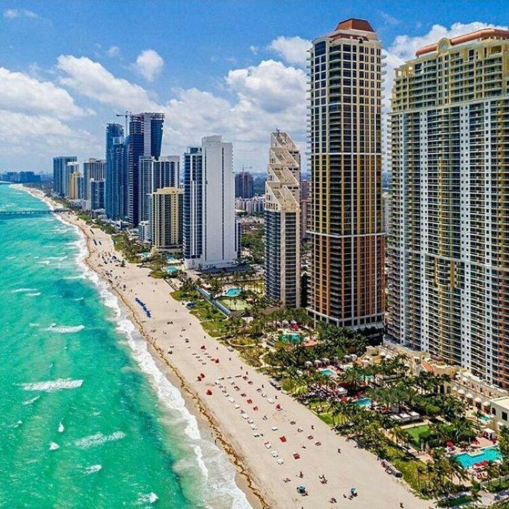Florida Beautifu Miamibeach Miami