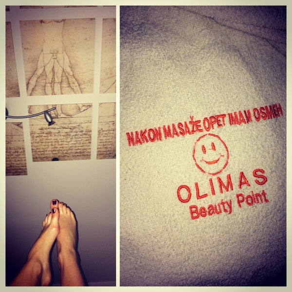 Olimas Beauty Point Belgrade Massage Parlors