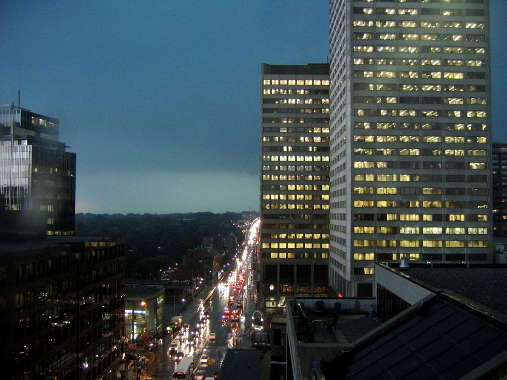 Uptown Midtown Toronto Downtown Central