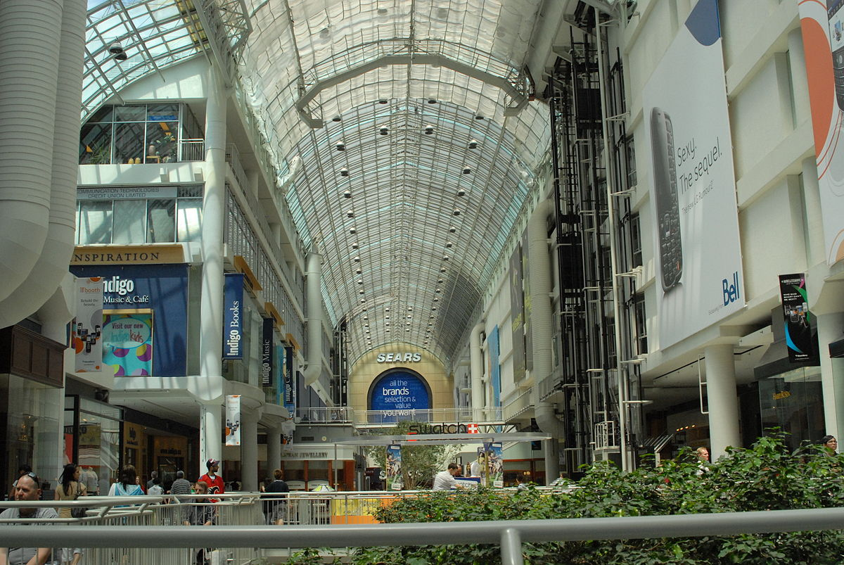 Mall Escort Area Fairview