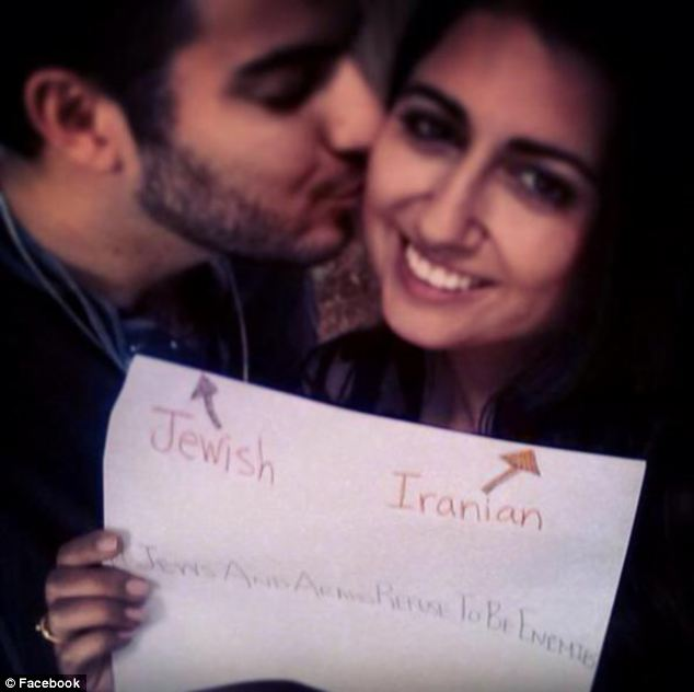 A An Come World At Peace Jew And Arab Last
