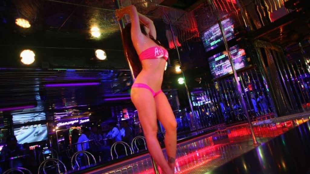 Uk In Wakefield Strip Club
