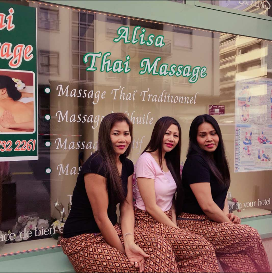 Thai Massage Lausanne