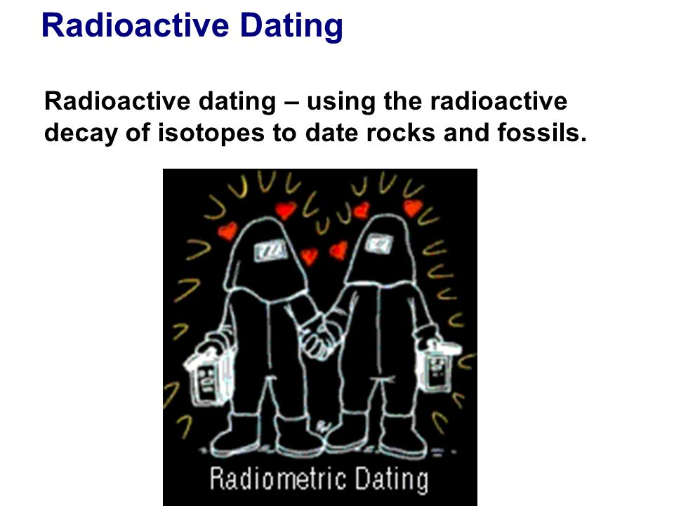 Later Isotopes Dating Fossils