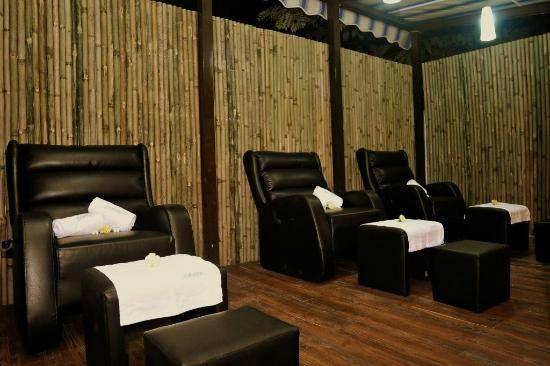 Kong Spa Hong Thai Parlors Lanna Massage