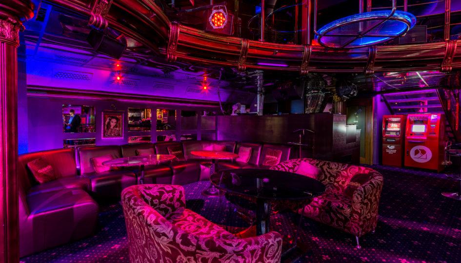 Fair Girls Club Strip Golden Moscow