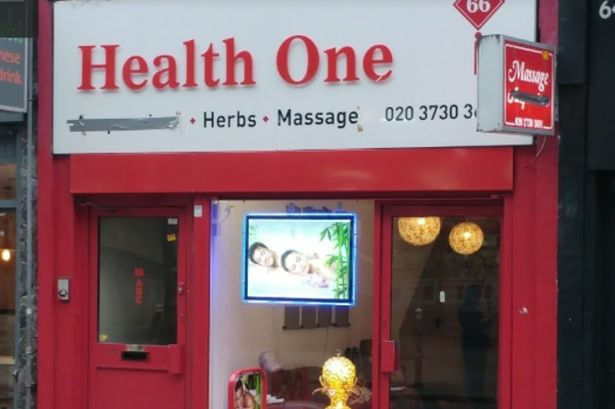 London Fulham Sw6 Parlors Massage Crystals