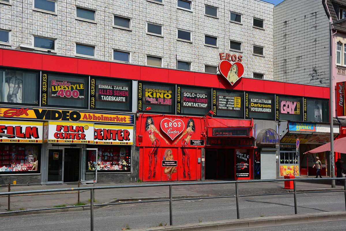 Fries Eros Center Brothels Vienna