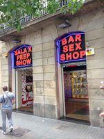 Dangelo Sex-shop Peep-show Barcelona Sex Shops