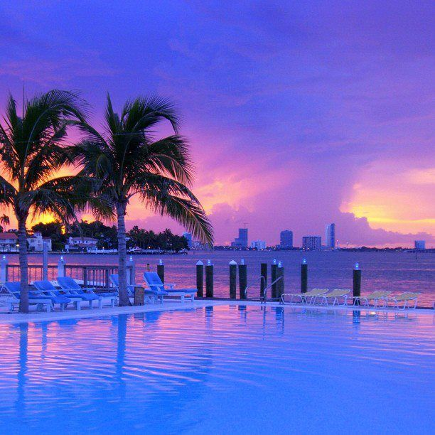 Miami Miamibeach Florida Beautifu