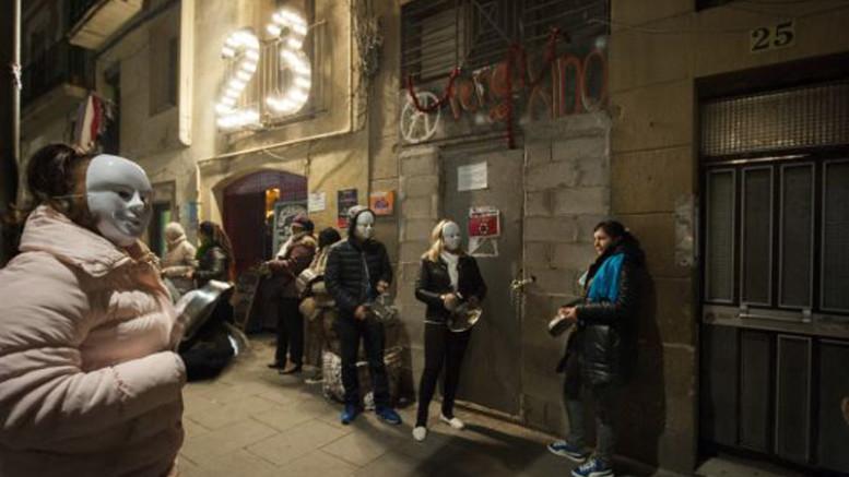 Me Brothels Kiss Club Barcelona