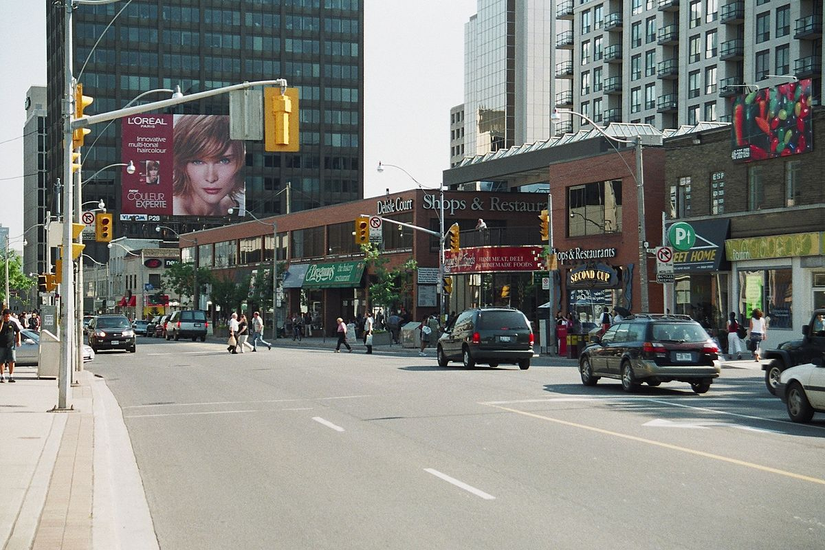 The Escort Scarborough Victoria Danforth And Housewife Park